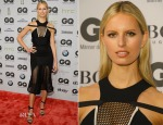 Karolina Kurkova In Toni Maticevski - 2014 GQ Men Of The Year Award