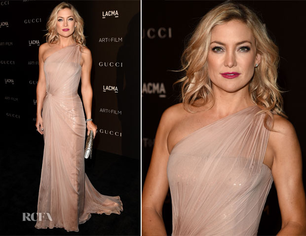 Kate Hudson In Gucci - 2014 LACMA Art + Film Gala