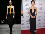 Katherine Waterston In Prada - 'Inherent Vice' AFI FEST 2014 Gala Premiere