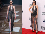 Kendall Jenner In Yigal Azrouël - 2014 American Music Awards