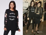 Kendall Jenner's Kendall & Kylie Boyfriend Pullover
