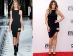 Khloe Kardashian In Versus Versace - 2014 American Music Awards