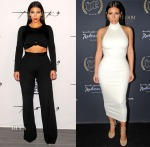 Kim Kardashian In Balmain, Alexander McQueen & Torn by Ronny Kobo - 'Fleur Fatale' Dubai Fragrance Launch