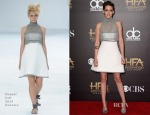 Kristen Stewart In Chanel Couture - 2014 Hollywood Film Awards