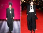 Lorde In Schiaparelli - 'The Hunger Games: Mockingjay' – Part 1' London Premiere