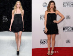 Lucy Hale In Vera Wang - 2014 American Music Awards