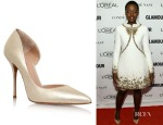 Lupita Nyong'o's Kurt Geiger London Anja Pumps