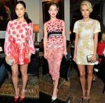 MAC and Vogue Host Giambattista Valli Dinner