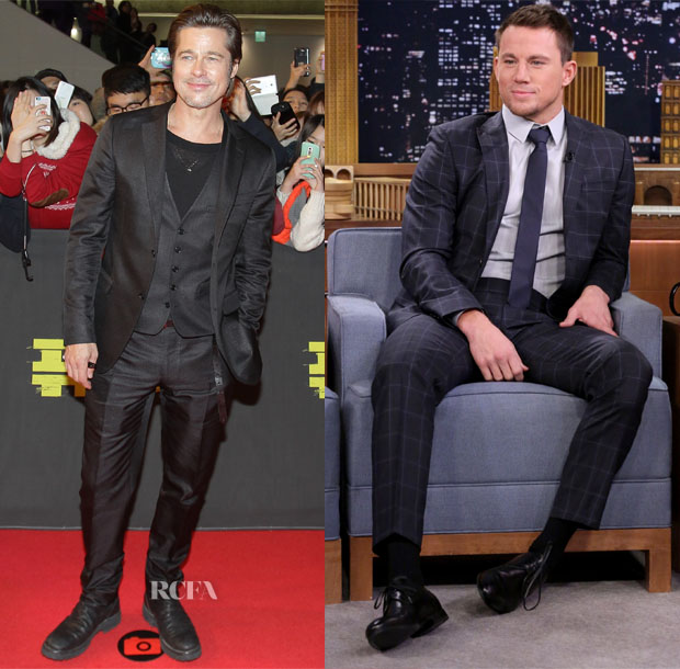 Menswear Red Carpet Roundup 14 nov