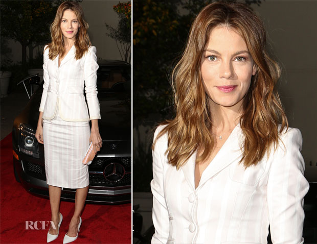 Michelle Monaghan In Altuzarra - Napa Valley Film Festival Celebrity Tribute Night
