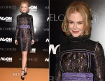 Nicole Kidman In Prada - Agon Channel Launch Party