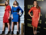 Nikki Reed In Sachin & Babi - The Hollywood Foreign Press Association And InStyle Celebrate The 2015 Golden Globe Award Season