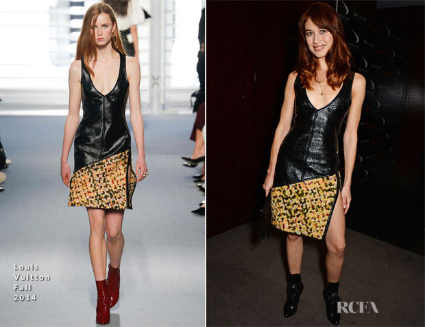 Olga Kurylenko In Louis Vuitton - Liberatum Cultural Honour for Francis Ford Coppola