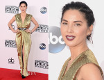 Olivia Munn In Lanvin - 2014 American Music Awards