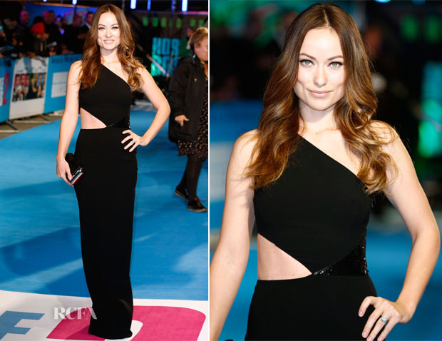 Olivia Wilde In Michael Kors - 'Horrible Bosses 2' London Premiere