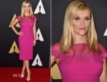 Reese Witherspoon In Ralph Lauren Collection - Academy Of Motion Picture Arts And Sciences' Governors Awards