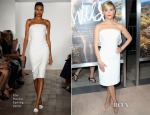 Reese Witherspoon In Zac Posen - 'Wild' LA Premiere