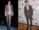 Rob Pattinson In Gucci - 7th Annual GO GO Gala