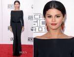 Selena Gomez In Armani Privé - 2014 American Music Awards