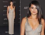 Selena Gomez In Gucci - 2014 LACMA Art + Film Gala