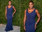 Serena Williams In ZAC Zac Posen - 2014 CFDA/Vogue Fashion Fund Awards