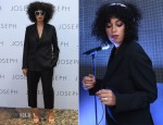 Solange Knowles In Joseph - Joseph Philippines Store Opening