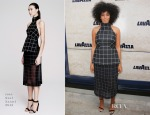 Solange Knowles In Josh Goot - Derby Day
