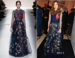 Suki Waterhouse In Valentino - Harper's Bazaar Women of the Year Awards