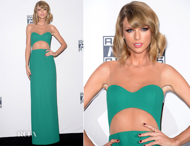 Taylor Swift In Michael Kors - 2014 American Music Awards