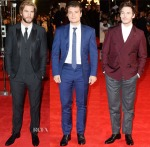 'The Hunger Games: Mockingjay – Part 1' London Premiere Menswear Roundup