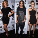 Topshop Topman New York City Flagship Opening Dinner Party