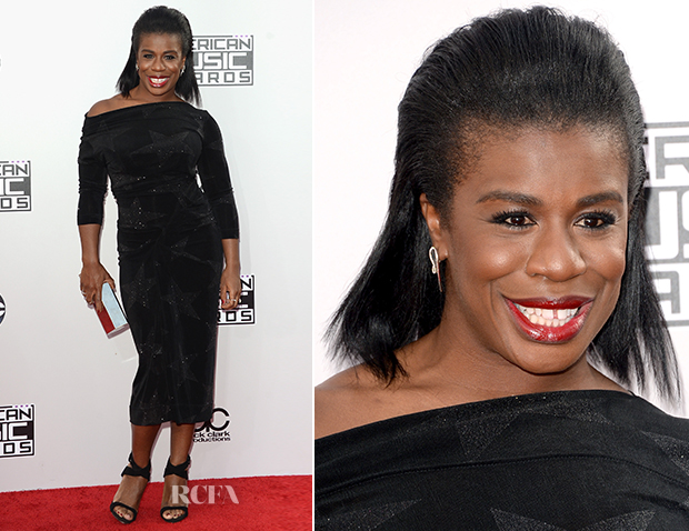 Uzo Aduba In Vivienne Westwood - 2014 American Music Awards