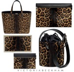 Victoria Beckham Leopard Collection