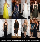 Who Was Your Best Dressed At The 2014 Harper's Bazaar Women of the Year Awards?