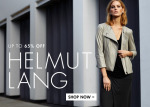 Cream Of The Crop Basics From Helmut Lang Now At theOutnet.com
