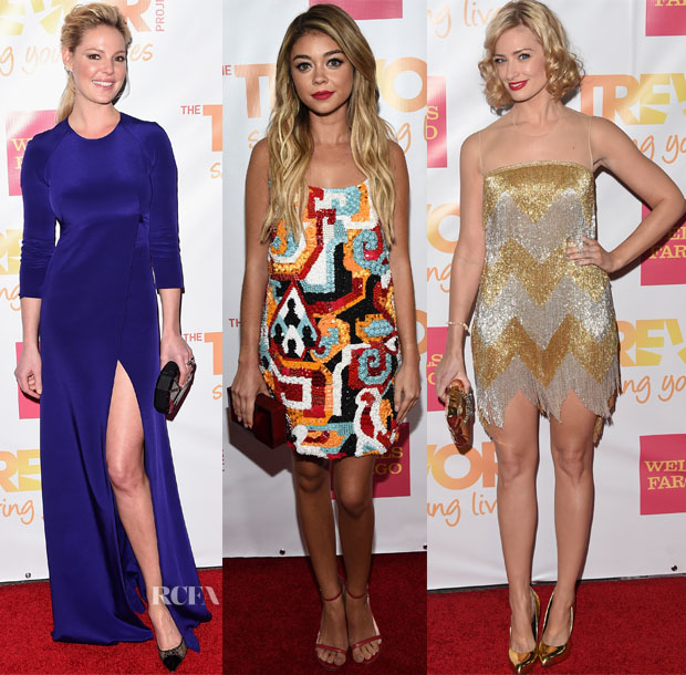 'TrevorLIVE LA' For The Trevor Project Red Carpet Roundup