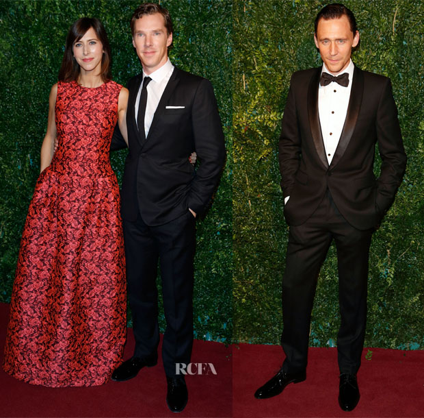 2014 London Evening Standard Theatre Awards Menswear Roundup