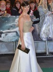 Evangeline Lilly in Reem Acra