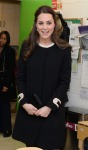 Catherine, Duchess of Cambridge in Goat