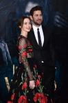 Emily Blunt and John Krasinski in Dolce & Gabbana