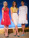 Greer Grammer, Kate Beckinsale and Paula Patton - 72nd Annual Golden Globe Awards Nominations Announcement