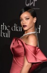 Rihanna in Zac Posen