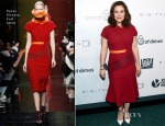 Alyssa Milano In Peter Pilotto - 2014 March of Dimes Celebration of Babies Benefit