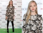 Amanda Seyfried In Saint Laurent - 19th Annual ACRIA Holiday Dinner