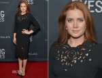Amy Adams In Dolce & Gabbana - 'Big Eyes' LA Special Screening