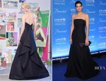 Angie Harmon In Christian Siriano - 10th Annual UNICEF Snowflake Ball