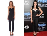 Ariel Winter's NBD NBD x Naven Twins Georgia May Jumpsuit