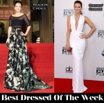 Best Dressed Of The Week - Zhang Ziyi In J. Mendel & Kate Beckinsale In Kaufmanfranco
