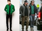 Bradley Cooper's ASOS Quilted Bomber Jacket