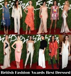 Who Was Your Best Dressed At The British Fashion Awards?